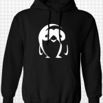Puddles Hoodies Front