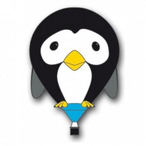 puddles-penguin-balloon-pin